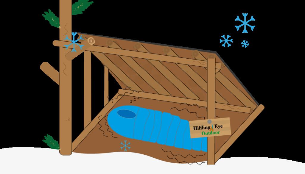 Shelter-vinter